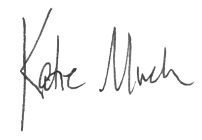 [ALT: Signature of Katie Murch]